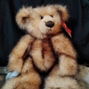 """Russ berrie plush """"bears from the past"""""""